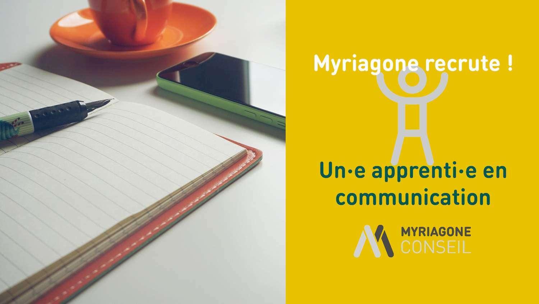 Recrutement apprenti en communication 2020