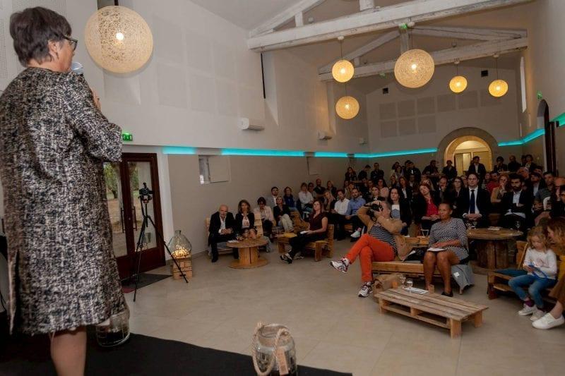 Contes de l'Innovation 2019 - Myriagone Conseil - Vue de la salle depuis l'estrade