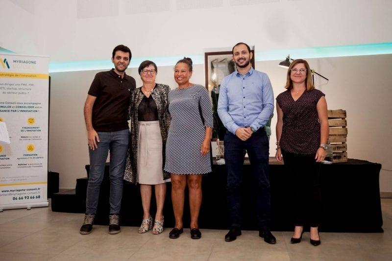Contes de l'Innovation 2019 - Myriagone Conseil - Les 5 Conteurs de 2019